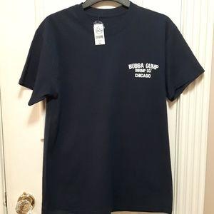 🛍️ NWT Bubba Gump Shrimp co t shirt